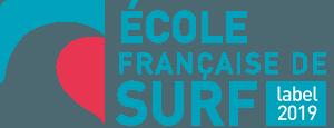 Ré surf, labellisée école française de surf