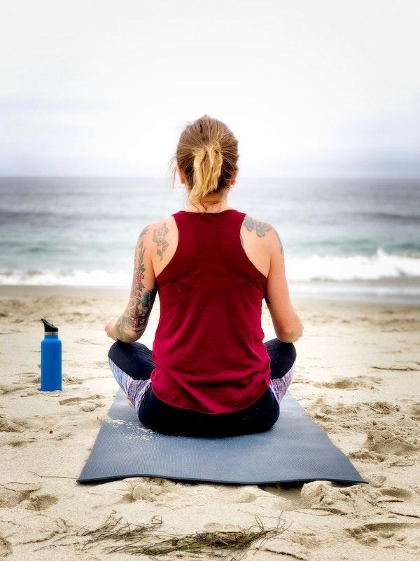 Ré surf, activités complémentaires, yoga