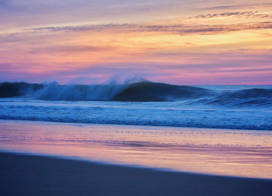 Vagues de l'Île de Ré pour surfer